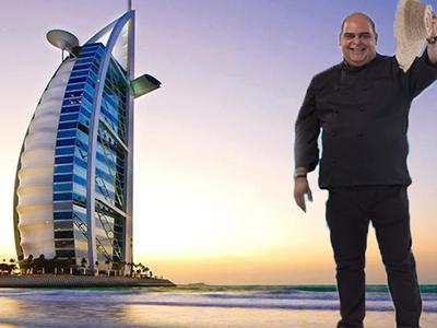 Ouverture imminente d'un nouveau restaurant de Teyssir Ksouri à Dubai