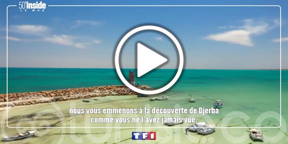 Reportage 50 MIN INSIDE sur TF1 : Djerba comme vous ne l'avez jamais vue!