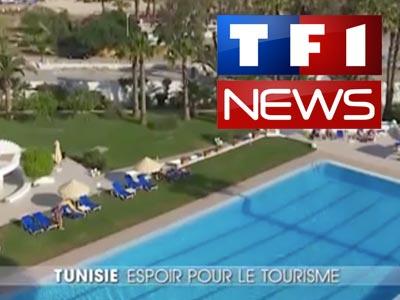 En vidéo : Le tourisme tunisien reprend des couleurs selon TF1