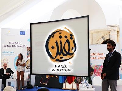 En vidéos : Tous les détails sur la 2ème phase de Tfanen Tunisie Créative