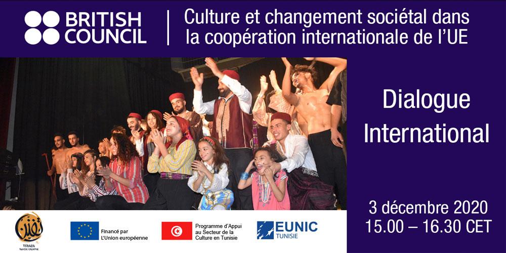 Culture et changement sociétal dans la coopération internationale de l'UE