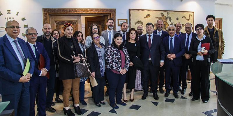 5ème réunion du Comité de Pilotage de la refonte du système de classement des hôtels