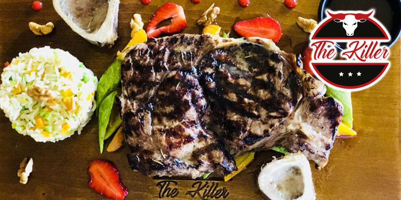 En vidéo : Ouverture du The Killer, le restaurant américain Meat House à Mégrine