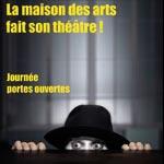 Théâtre : Journée portes ouvertes mardi 21 mai à la Maison des arts