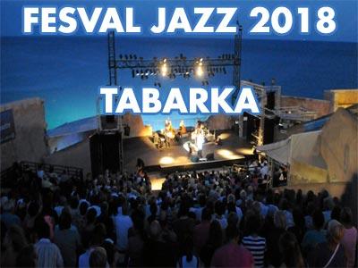 Le festival de Jazz 2018 : Découvrez le nouvel amphithéâtre de la Mer àTabarka