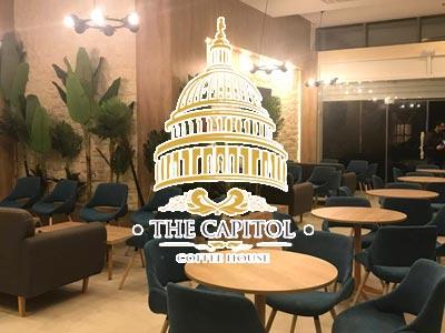 En photos : Découvrez The Capitol, le nouveau salon de thé au Bardo