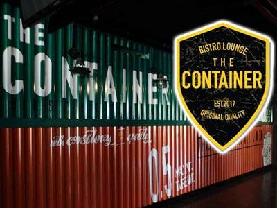 THE CONTAINER le nouveau Bistro Lounge qui ouvre ses portes à Sousse