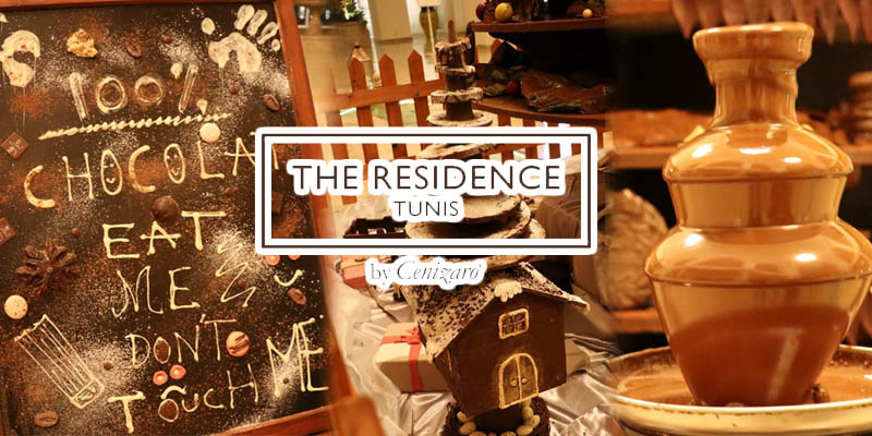 The Residence : Fêter Noël tout en CHOCOLAT !