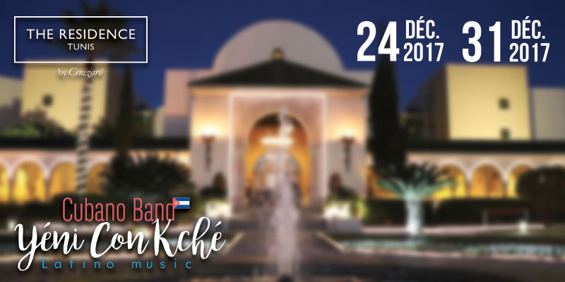 En vidéo : The Residence Tunis vous invite à un Noël et un Réveillon magiques