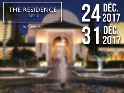 En vidéo : The Residence Tunis vous invite à un NoÃ«l et un Réveillon magiques