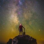 En photos : La beauté du ciel de Chnenni dévoilée par le photographe tunisien Thevmaker