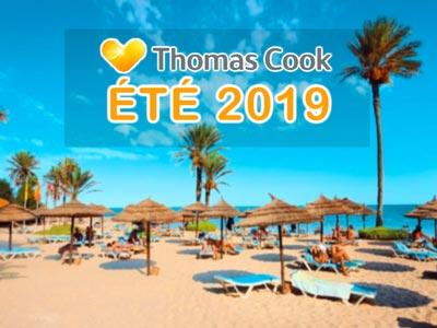 Thomas Cook lancera plus de vols régionaux vers la Tunisie pour l'été 2019