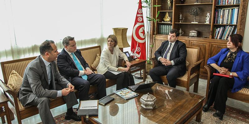 إتمام إتفاقية التعاون المشتركة بين وزارة السياحة وتوماس كوك