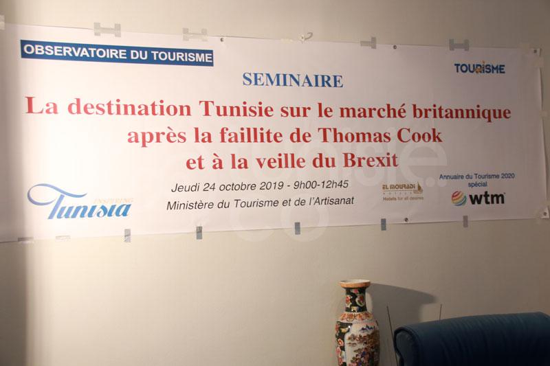 Séminaire autour de la destination Tunisie sur le marché britannique