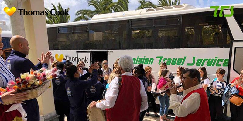 105 agents Thomas Cook UK invités du groupe TTS pour booster la saison touristique