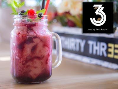 En photos : Découvrez The Thirty Thr33, un nouveau salon de thé branché à Sousse