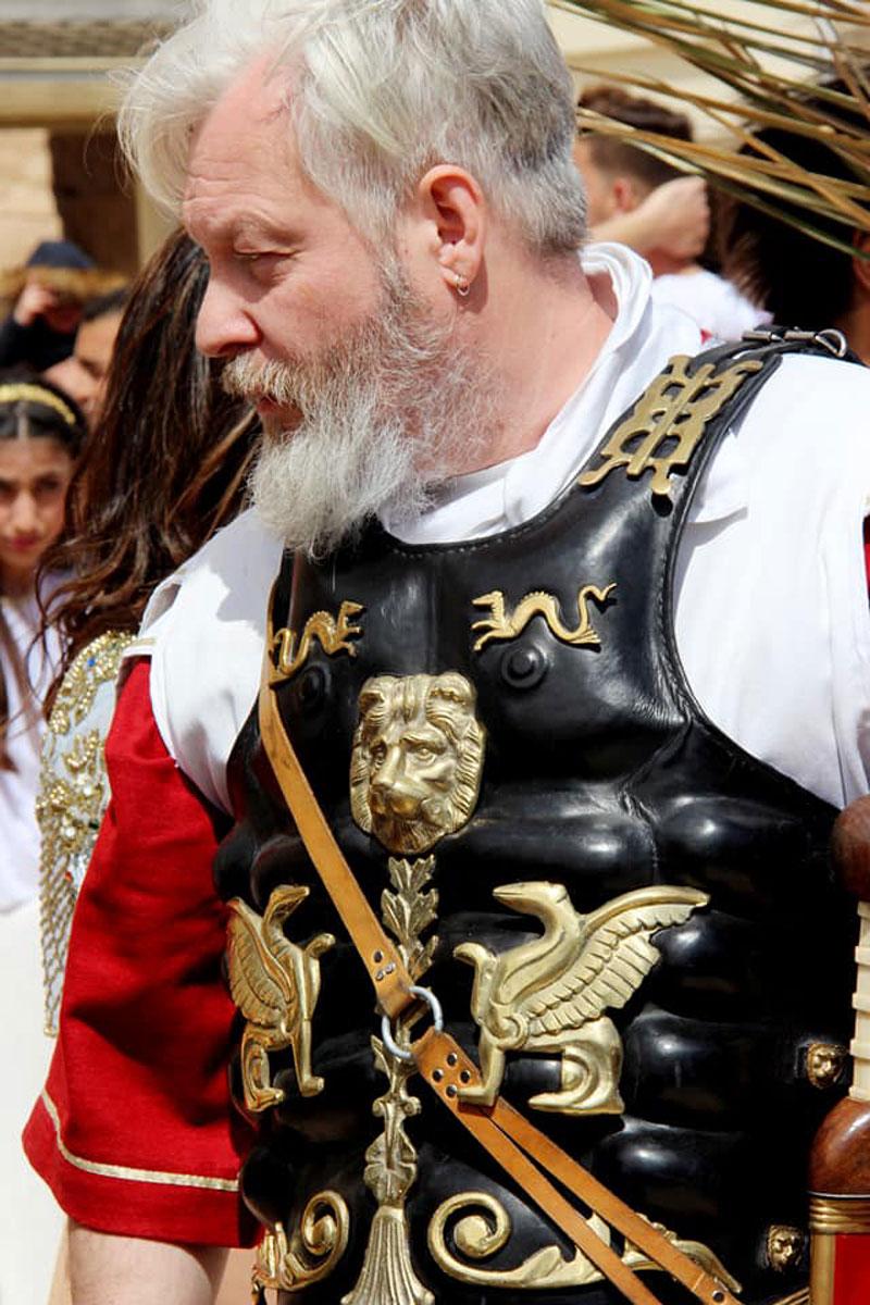 En photos : Ambiance de la 3ème journée des Journées Romaines d'Eljem, Thysdrus