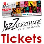 Programme détaillé de la 8ème édition de Jazz à Carthage du 4 au 14 avril 2013