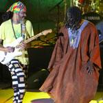 En photos : Tiken Jah Fakoly, le roi du Reggae militant à Carthage