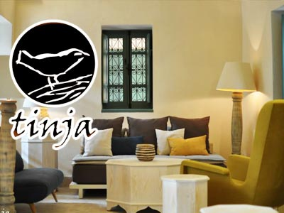 TINJA,  une relecture contemporaine des traditions artisanales tunisiennes