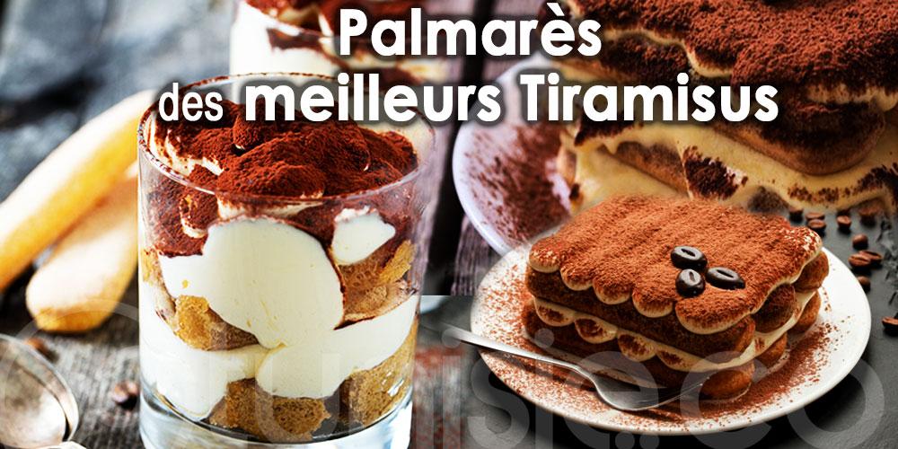 Palmarès des meilleurs Tiramisus à Tunis : le Top 10