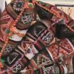 L'art du tissage de Gafsa au Salon de l'Artisanat 2012
