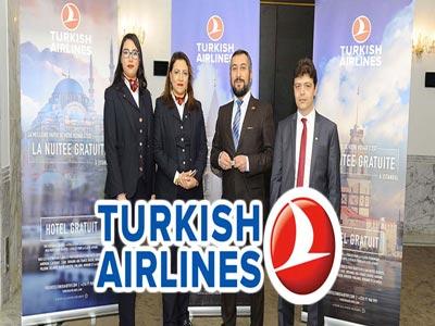 En photos : La Turkish Airlines présente aux agences l'offre de l'escale gratuite à Istanbul
