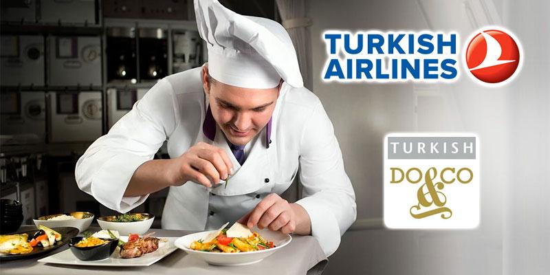 En vidéo : Le secret des chefs de Turkish Airlines