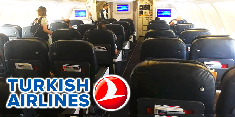 En vidéo : Experience Business Class Turkish Airlines entre Tunis et Istanbul