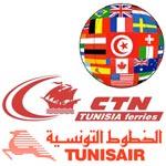 Baisse des prix CTN et TUNISAIR  au profit de la communauté tunisienne à l'étranger