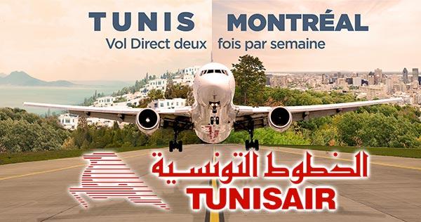 Tunisair S Explique Sur Le Co 251 T De Son Vol Inaugural Au Canada