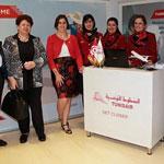Le management de Tunisair au complet se mobilise pour réussir le vol de Montréal