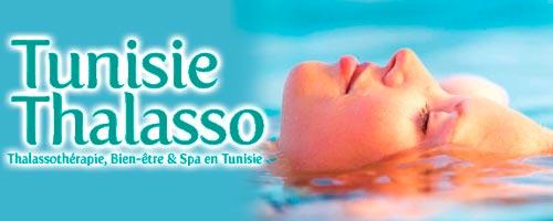 Découvrez tous les centres de Thalasso dans le nouveau Tunisie Thalasso 2014