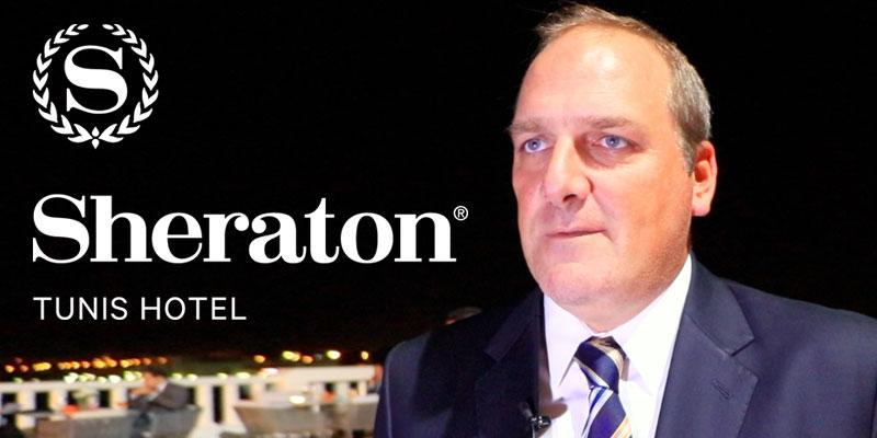 En vidéo : Christian Tomandl présente le Belvédère et l'Outside Catering du Sheraton Tunis
