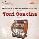 Toni Concina  en concert le 21 juin à l´Acropolium de Carthage