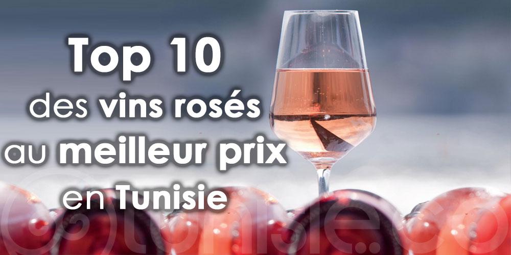 Top 10 des vins rosés au meilleur prix en Tunisie