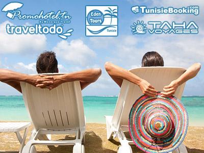 Le Top 5 des Agences de Voyages pour réserver en Tunisie