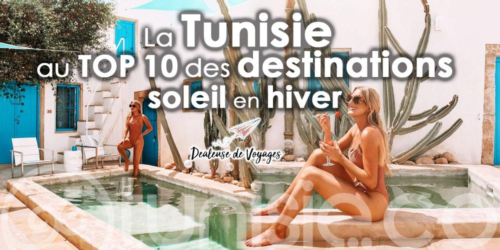 La Tunisie au top 10 des destinations soleil en hiver