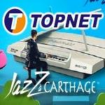TOPNET, partenaire officiel du festival Jazz à Carthage