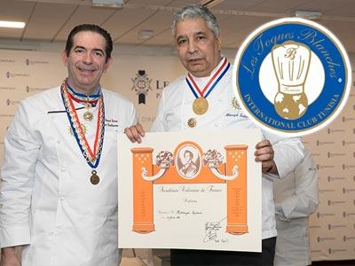 En photos : Abderrazak Kaddachi intronisé comme membre auditeur par l'Académie culinaire de France