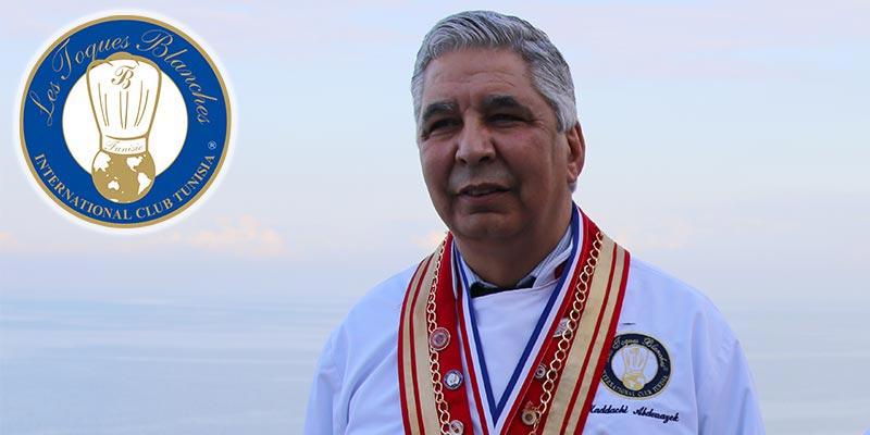 En vidéo : Rencontre avec Abderrazak Kaddachi, Président des Toques Blanches Tunisie