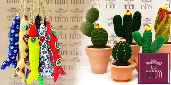 Découvrez Totem, cette marque d'accessoires mode et déco qui égayera votre quotidien