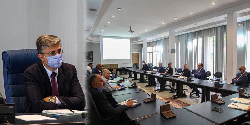 يواصل وزير السياحة سلسلة اجتماعاته مع المندوبين الجهويين للسياحة للإطلاع على سير نشاطهم