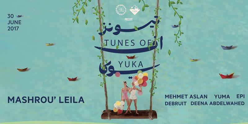 Tunes Of Yüka : Rencontre musicale pour une soirée du tonnerre le 30 juin