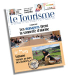 Parution du premier numéro du magazine Le Tourisme