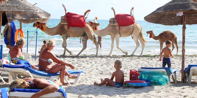 Un record de 6 545 000 touristes en Tunisie
