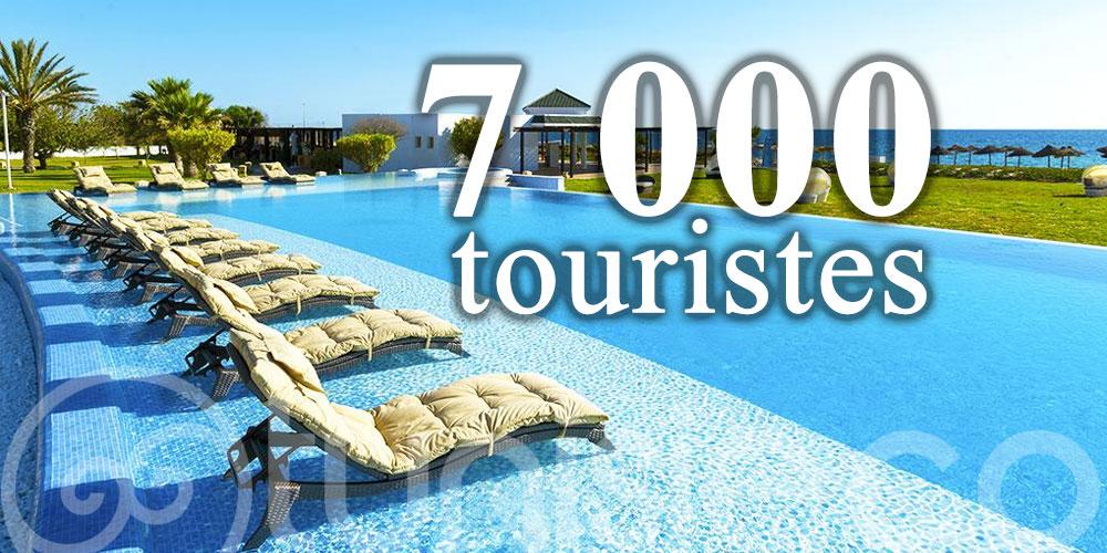 Sousse : Plus de 7 mille touristes accueillis les 10 premiers jours de juillet