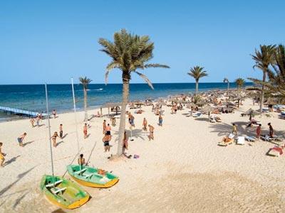 Un premier groupe de 126 touristes italiens à Djerba-Zarzis