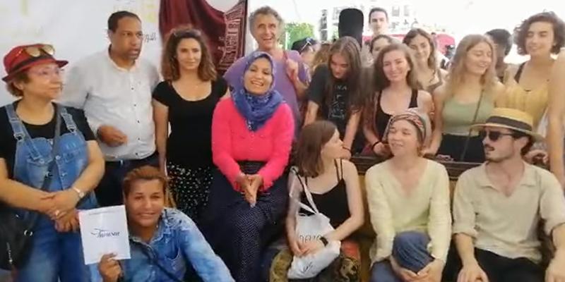 بالفيديو سيّاح فرنسيون يهتفون : تونس كل يوم أحلى