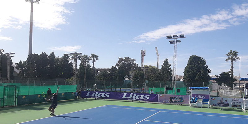Monastir abrite deux tournois internationaux de Tennis (photos)